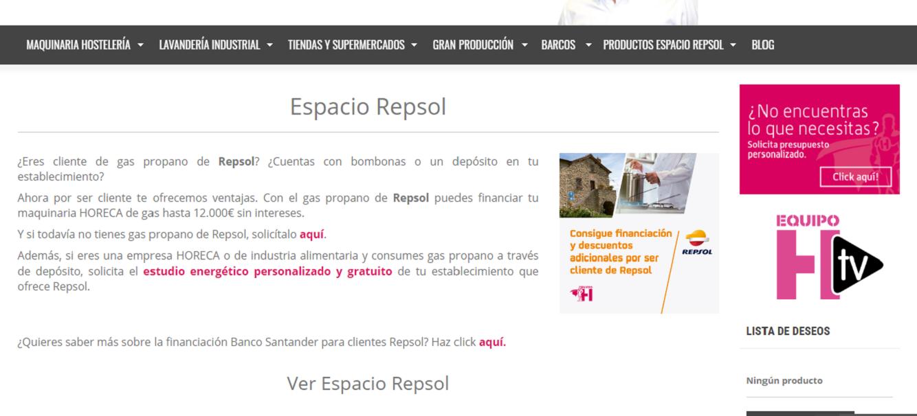 Espacio Repsol