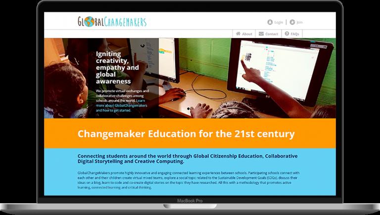 Comertis Glogalchangemakers initiative
