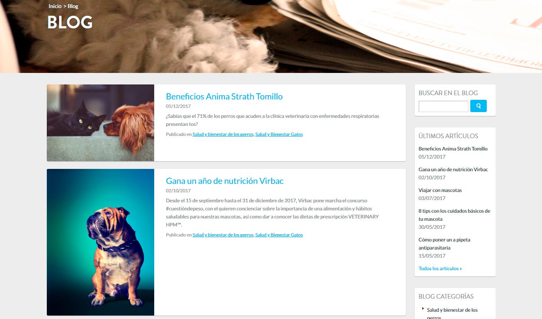 Vetzona blog animales