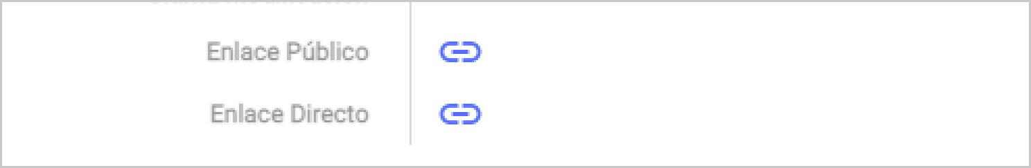 Compartir contrassenya usuari amb un enllaç