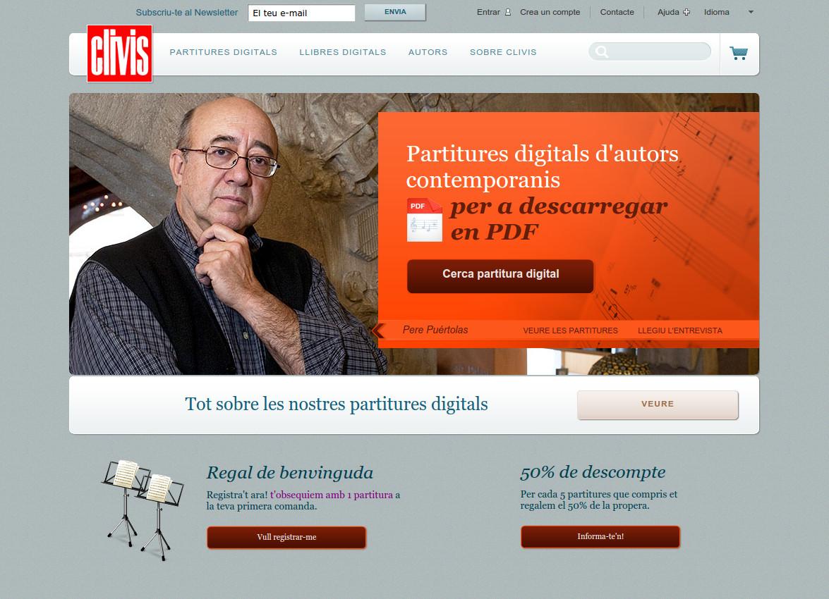 Botiga online Clivis
