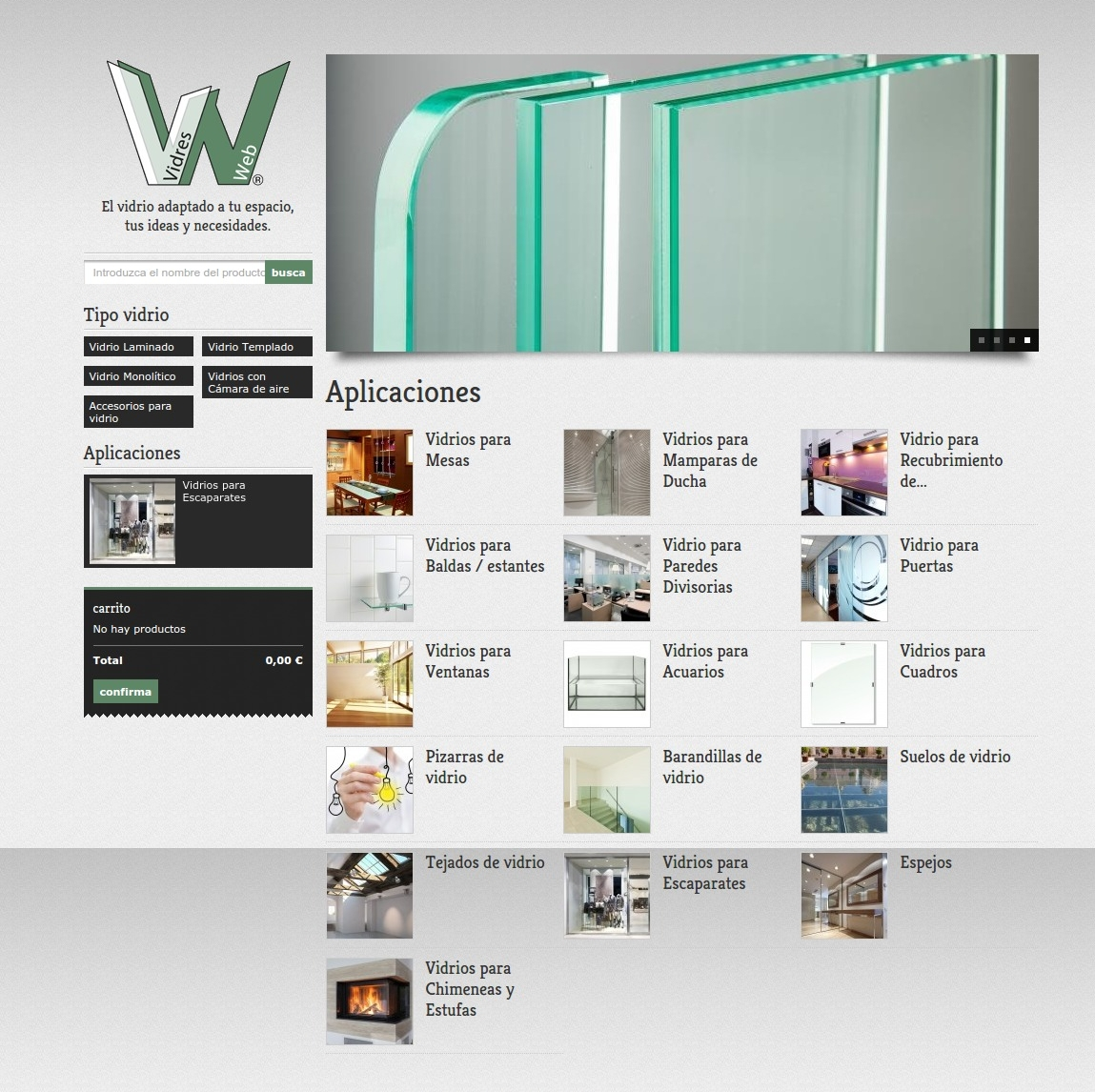 Botiga online vidresweb